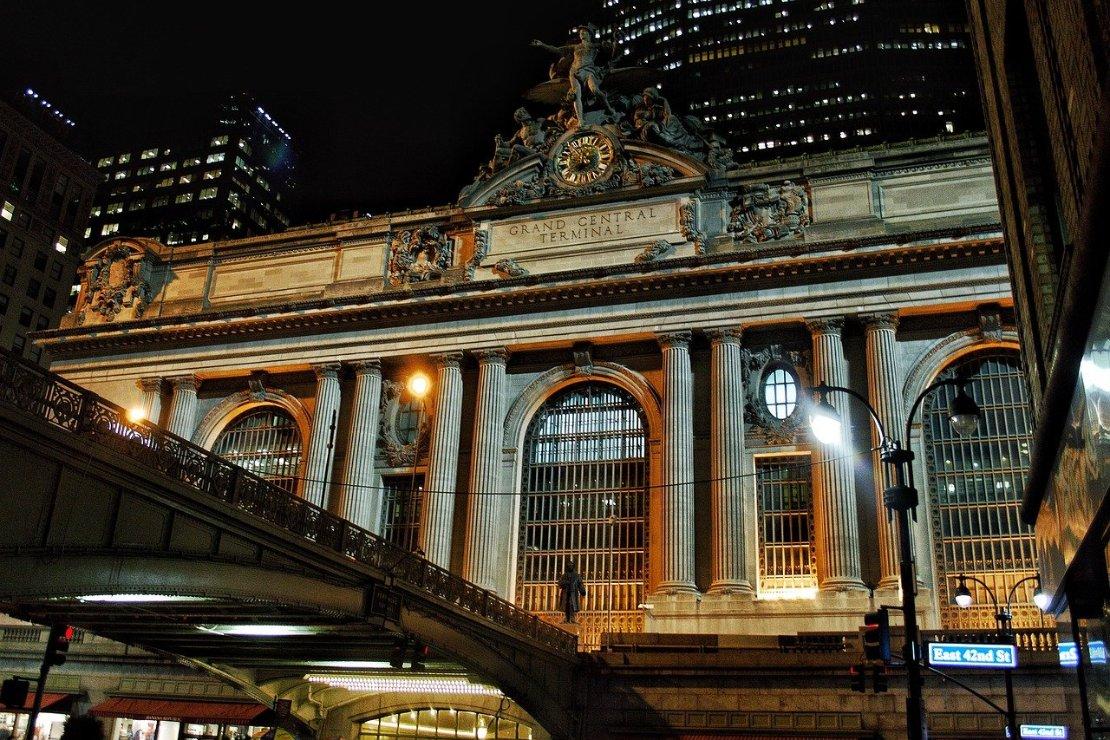 Grand Central Terminal a