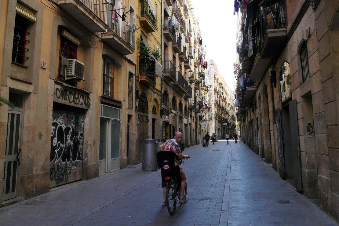 Kindvriendelijke fiets-citytrip in Barcelona i