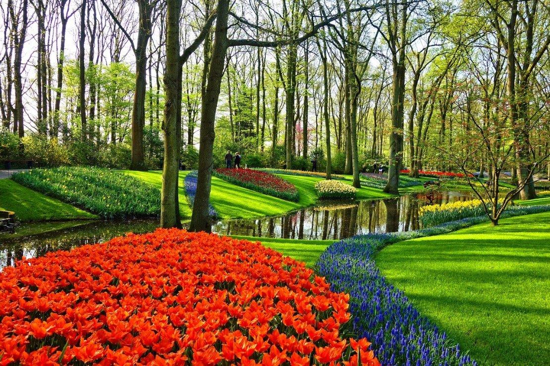 De fleurigste tuin van Nederland Keukenhof a