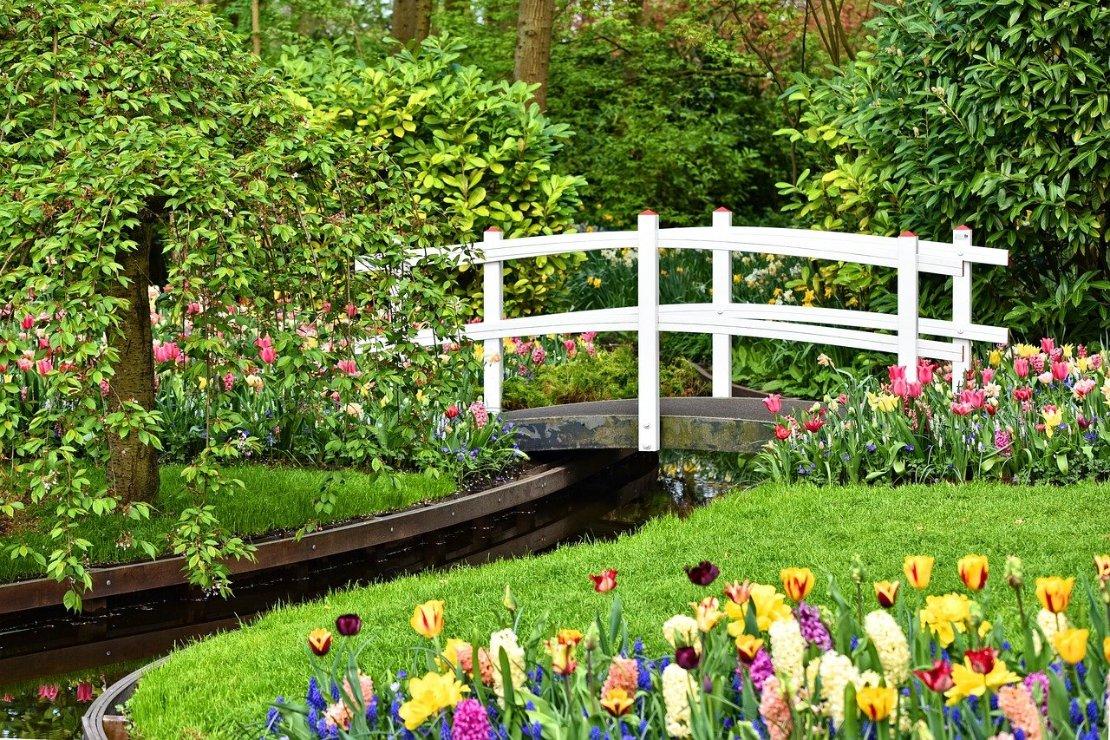 De fleurigste tuin van Nederland Keukenhof b