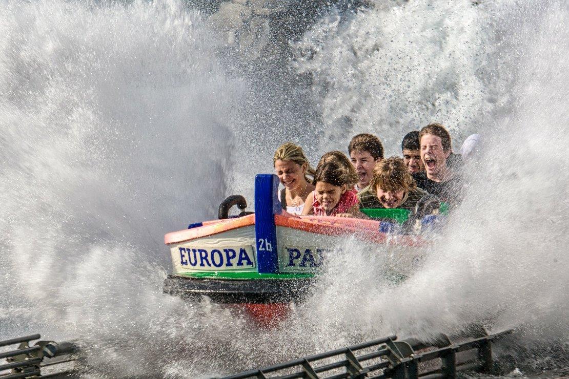 Europa-Park het grootste en leukste attractiepark van Duitsland a