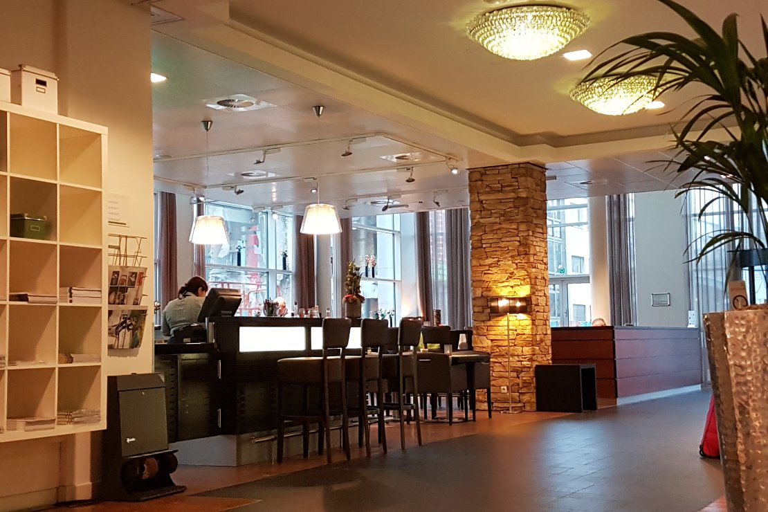 Lindner Hotel & City Lounge in Antwerpen