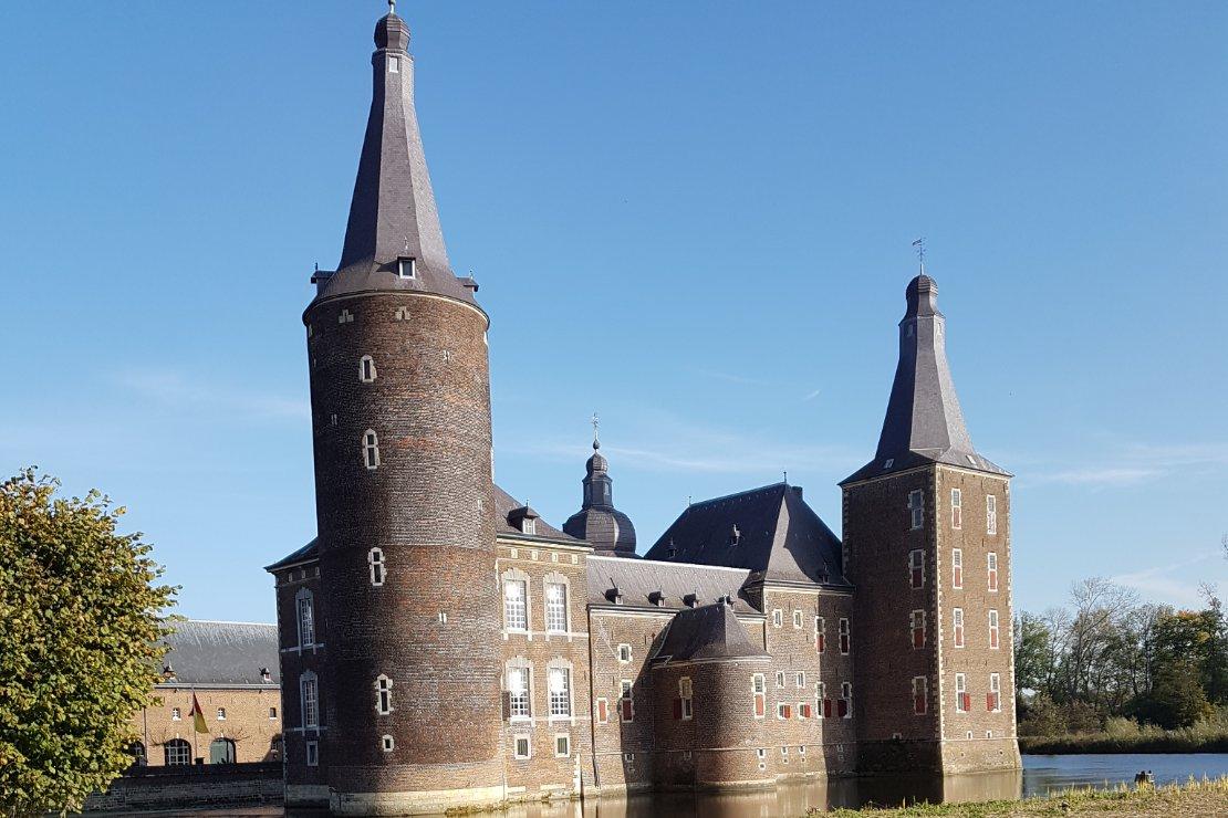 Op vakantie naar het hoogste punt van Nederland Zuid-Limburg Hoensbroek