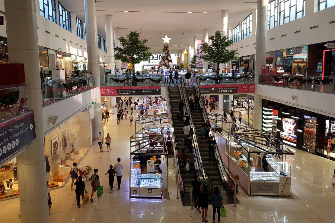 Bangkok waar plezier en zaken samenkomen Shopping