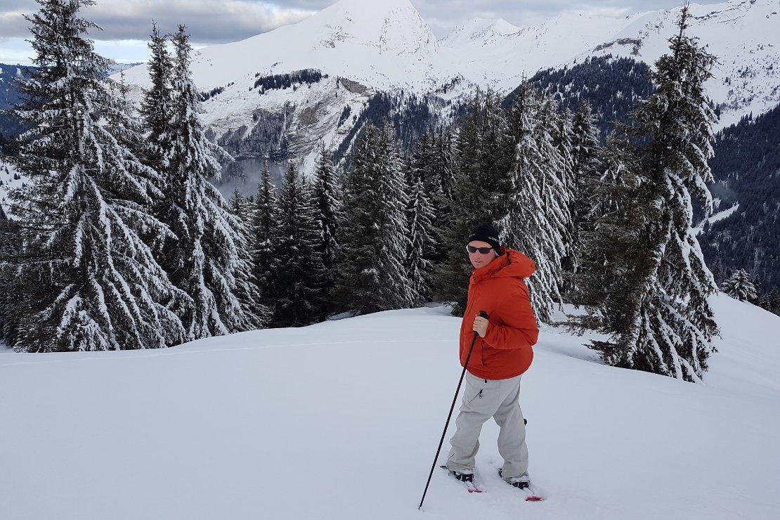 Uitgebreide verkenning van skigebied Les Portes du Soleil dit zijn onze tips Sneeuwwandelen