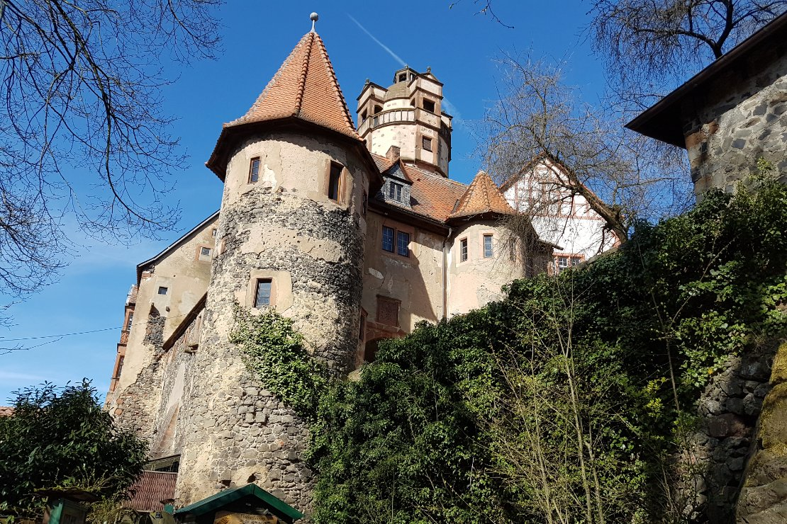 Zo bundel je Grimm, gieters en Goethe in 1 vakantie in het Duitse Hessen Ronneburg