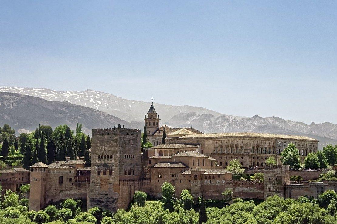 Heerlijk Andalusie