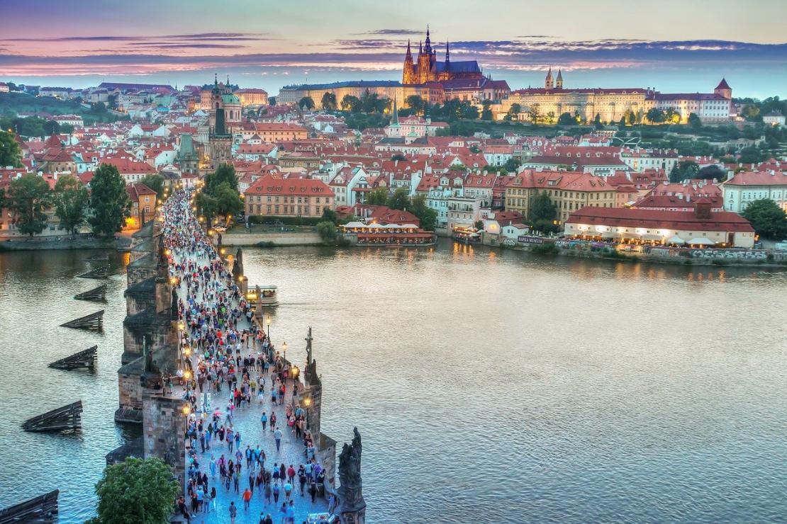 Met de auto naar Praag vier tips voor de rit