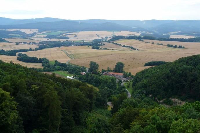 Heuvellandschap_Hessen