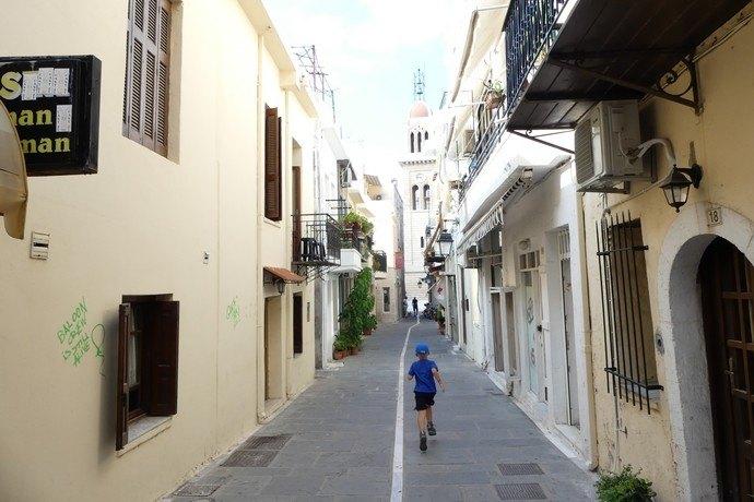 Historisch Rethymnon Kreta