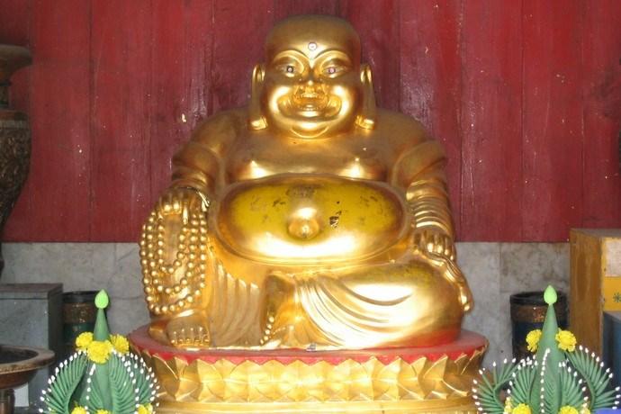 Humor boeddha Thailand 2