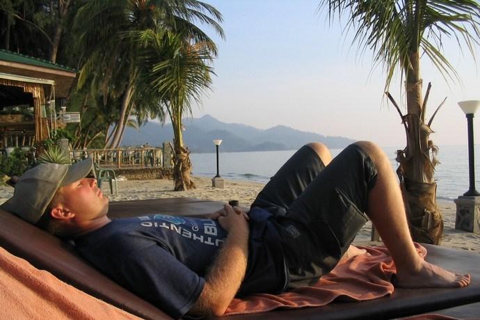 Koh Chang luieren