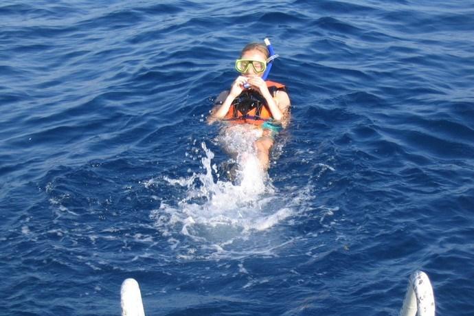 Koh Chang snorkelen