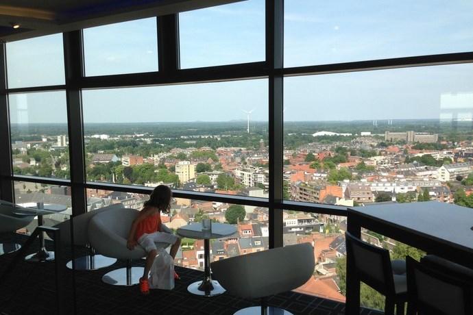 Radisson Blu Hotel Hasselt Panorama