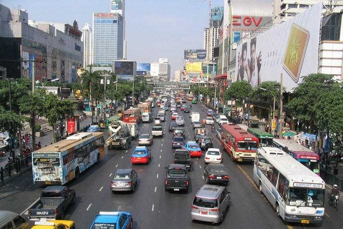 Shoppen Thailand 2