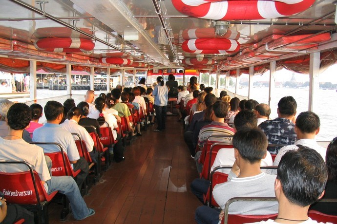 Taxiboot Thailand 2