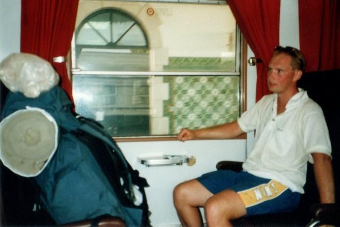 Trein Portugal