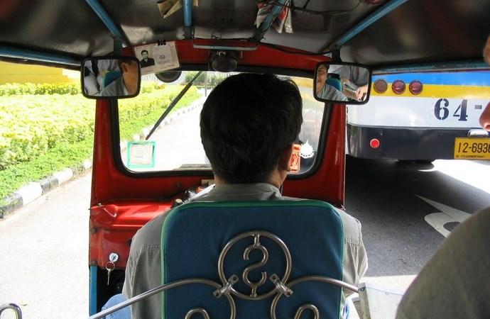 Tuktuk Thailand 2