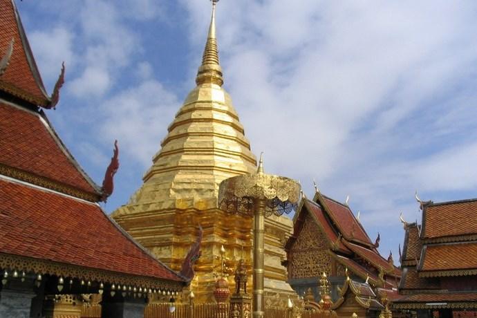 Wat Doi Suthep Thailand 2