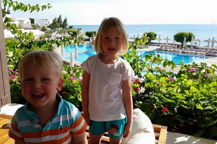 Creta Maris Beach Resort lounge