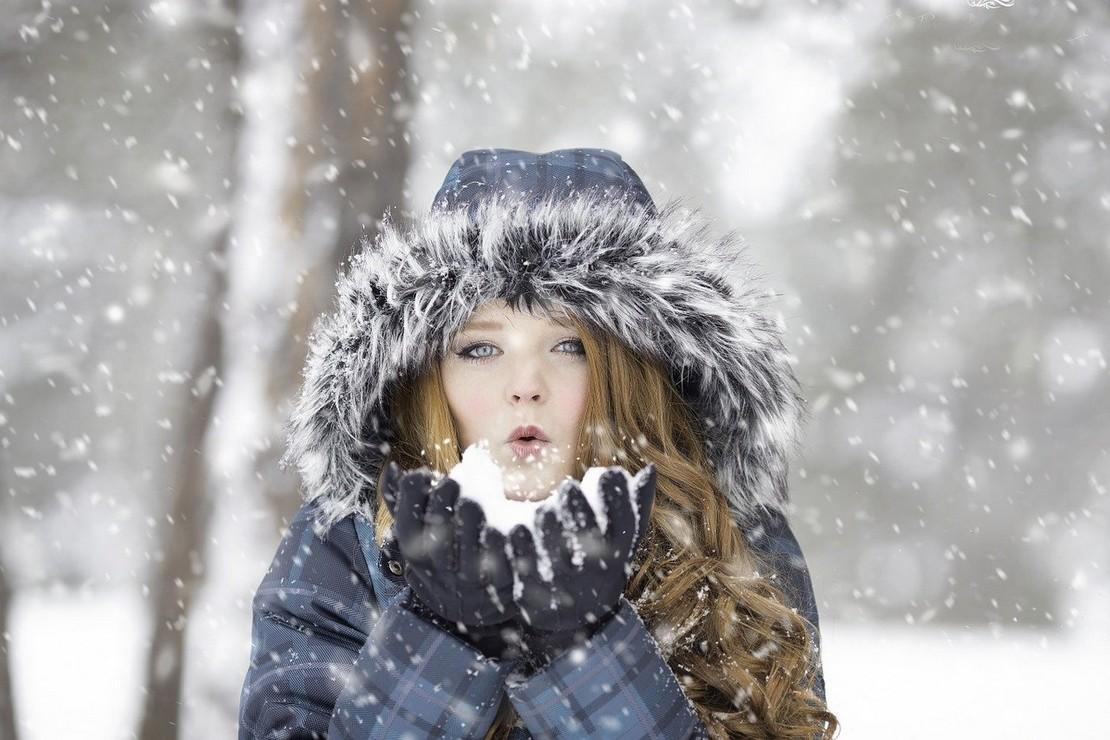 Lekker warm er op uit in de wintermaanden