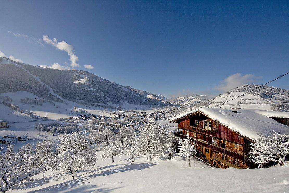 De beste panorama's Ski Juwel Alpbachtal Wildschöna